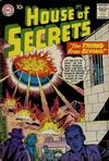 Cover for House of Secrets (DC, 1956 series) #22