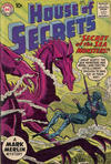 Cover for House of Secrets (DC, 1956 series) #25