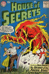 Cover for House of Secrets (DC, 1956 series) #27