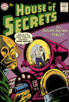 Cover for House of Secrets (DC, 1956 series) #35