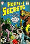 Cover for House of Secrets (DC, 1956 series) #40