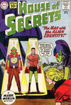 Cover for House of Secrets (DC, 1956 series) #42