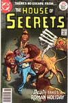 Cover for House of Secrets (DC, 1956 series) #148