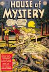 Cover for House of Mystery (DC, 1951 series) #1