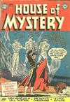 Cover for House of Mystery (DC, 1951 series) #12