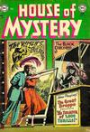 Cover for House of Mystery (DC, 1951 series) #13