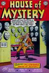 Cover for House of Mystery (DC, 1951 series) #19