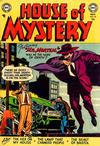 Cover for House of Mystery (DC, 1951 series) #20