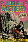 Cover for House of Mystery (DC, 1951 series) #22