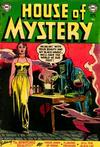Cover for House of Mystery (DC, 1951 series) #24