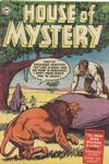 Cover for House of Mystery (DC, 1951 series) #29