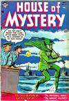 Cover for House of Mystery (DC, 1951 series) #32