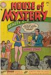 Cover for House of Mystery (DC, 1951 series) #34