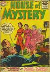 Cover for House of Mystery (DC, 1951 series) #36