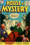 Cover for House of Mystery (DC, 1951 series) #38