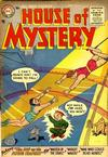 Cover for House of Mystery (DC, 1951 series) #43