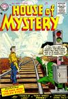 Cover for House of Mystery (DC, 1951 series) #47