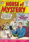 Cover for House of Mystery (DC, 1951 series) #49
