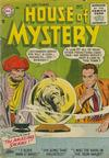 Cover for House of Mystery (DC, 1951 series) #50