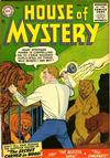 Cover for House of Mystery (DC, 1951 series) #57