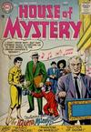 Cover for House of Mystery (DC, 1951 series) #58