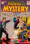 Cover for House of Mystery (DC, 1951 series) #63