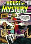 Cover for House of Mystery (DC, 1951 series) #69