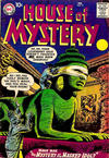 Cover for House of Mystery (DC, 1951 series) #71