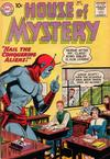 Cover for House of Mystery (DC, 1951 series) #103