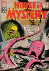 Cover for House of Mystery (DC, 1951 series) #113
