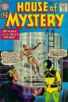 Cover for House of Mystery (DC, 1951 series) #122