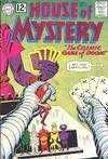 Cover for House of Mystery (DC, 1951 series) #127