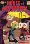 Cover for House of Mystery (DC, 1951 series) #136