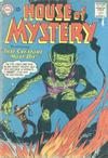 Cover for House of Mystery (DC, 1951 series) #138