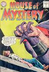 Cover for House of Mystery (DC, 1951 series) #140