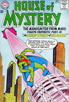 Cover for House of Mystery (DC, 1951 series) #144