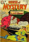 Cover for House of Mystery (DC, 1951 series) #146