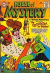 Cover for House of Mystery (DC, 1951 series) #147