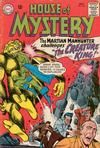 Cover for House of Mystery (DC, 1951 series) #152