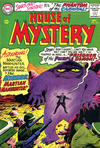Cover for House of Mystery (DC, 1951 series) #154