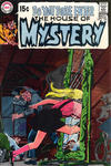 Cover for House of Mystery (DC, 1951 series) #182