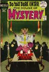 Cover for House of Mystery (DC, 1951 series) #202