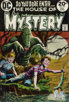 Cover for House of Mystery (DC, 1951 series) #219