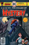 Cover for House of Mystery (DC, 1951 series) #242