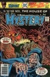 Cover for House of Mystery (DC, 1951 series) #245