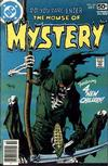 Cover for House of Mystery (DC, 1951 series) #261
