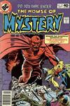 Cover for House of Mystery (DC, 1951 series) #272