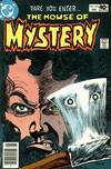 Cover for House of Mystery (DC, 1951 series) #276