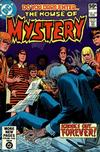 Cover for House of Mystery (DC, 1951 series) #289 [Direct]