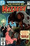 Cover Thumbnail for House of Mystery (1951 series) #292 [Direct]